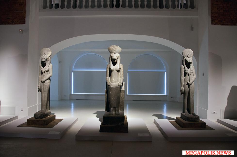 Выставка «Нефертари и Долина цариц. Из Египетского музея в Турине» - встреча с правительницей и жителями Египта сквозь века в Эрмитаже