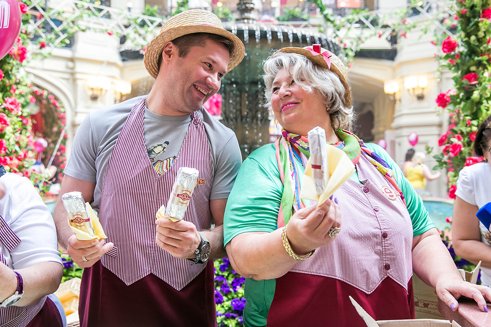 5 июля – День ГУМовского мороженого (Тарасова Пельш)