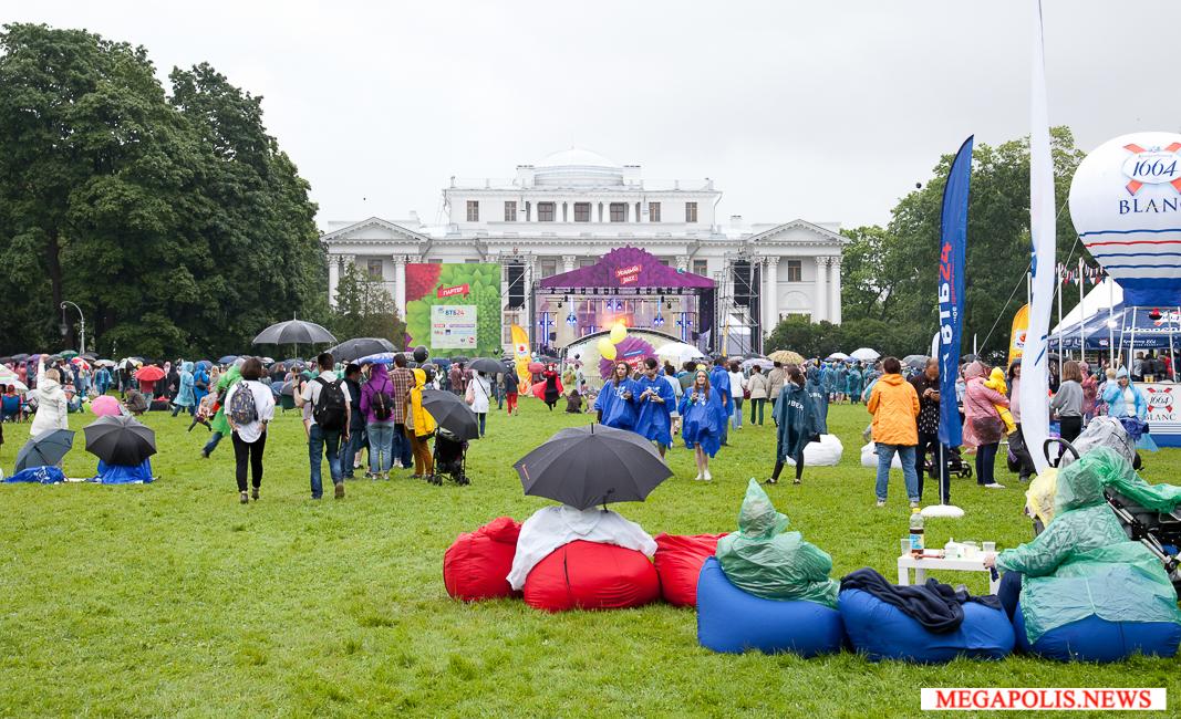 В Петербурге прошел главный джазовый фестиваль лета - Усадьба Jazz
