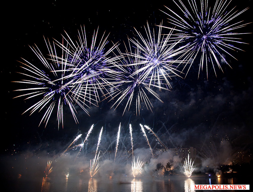 фестиваль фейерверков Ростех
