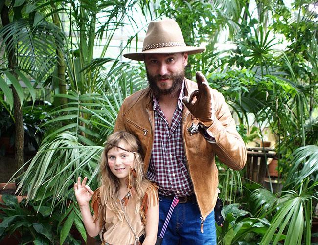 Одень костюм ковбоя - посети фестиваль в Ботаническом саду бесплатно