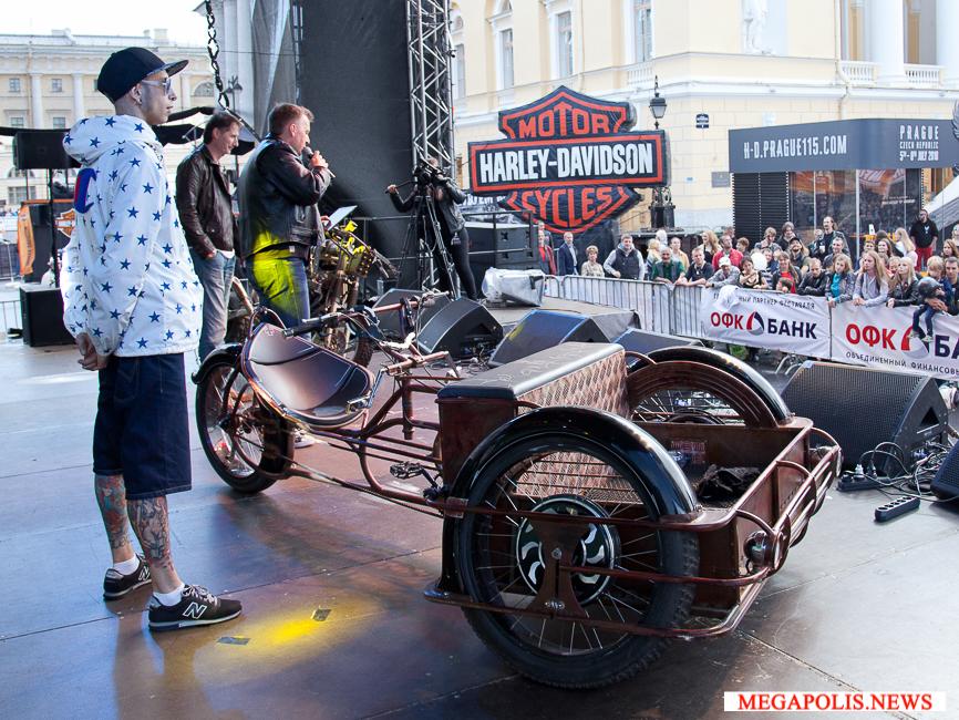 St.Petersburg Harley® Days - территория духа свободы и перспективных стартапов