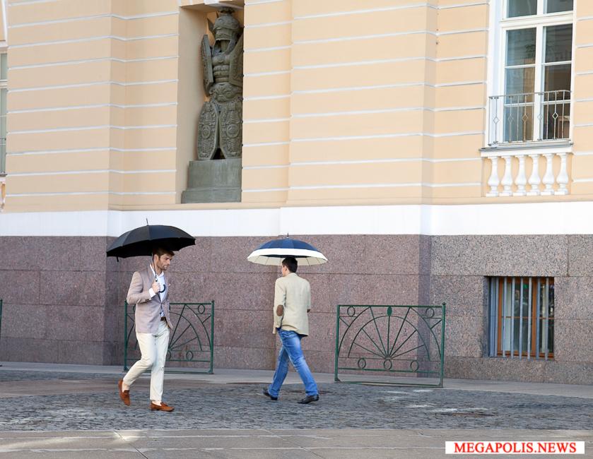 В Петербурге снимают голливудскую историю любви