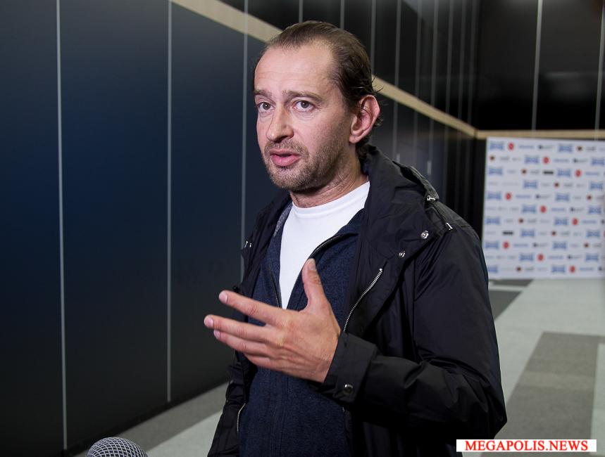 Константин Хабенский представил свою дебютную режиссерскую работу - фильм «Собибор»