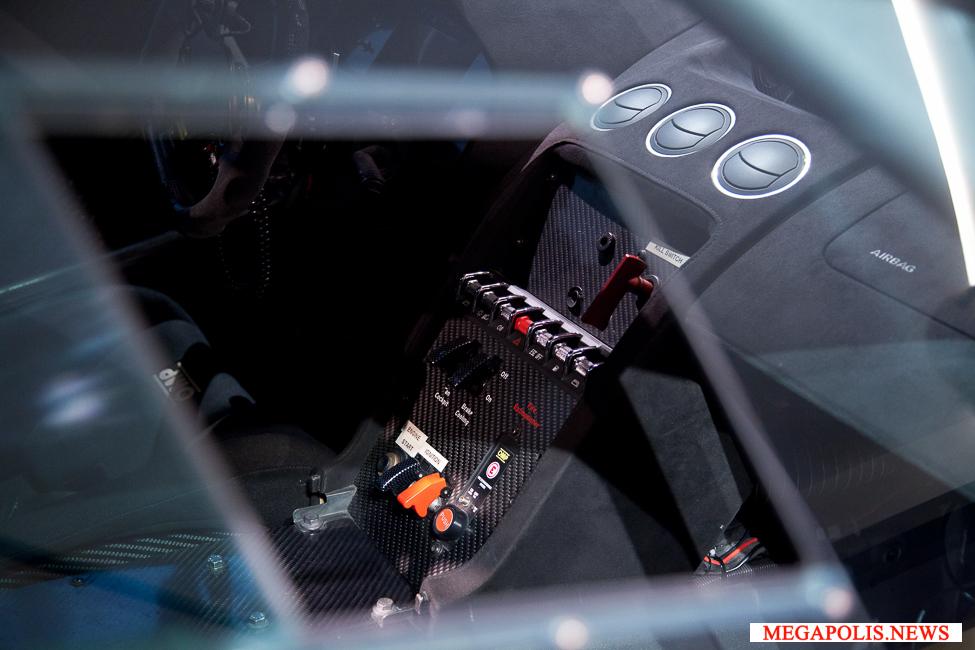 """""""Lamborghini: легенда дизайна""""-выставка в Эрарте"""