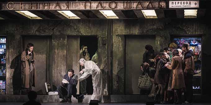 Московский театр мюзикла открывает пешеходный квест по местам Достоевского