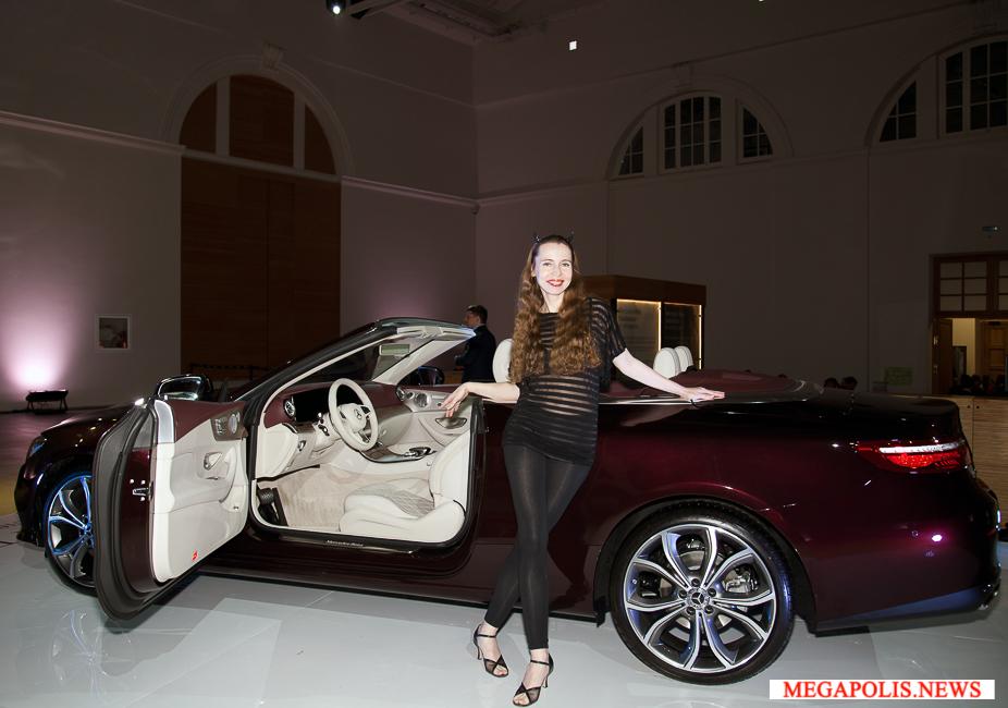 Mercedes-Benz Fashion Day St.Petersburg
