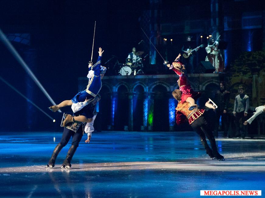 Спектакли Ильи Авербуха – истинные чувства и волшебство на льду