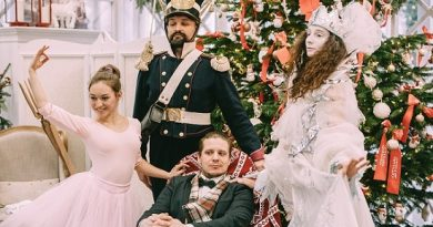 Лучшие театры со всей страны выступят на фестивале «Путешествие в Рождество» в Москве