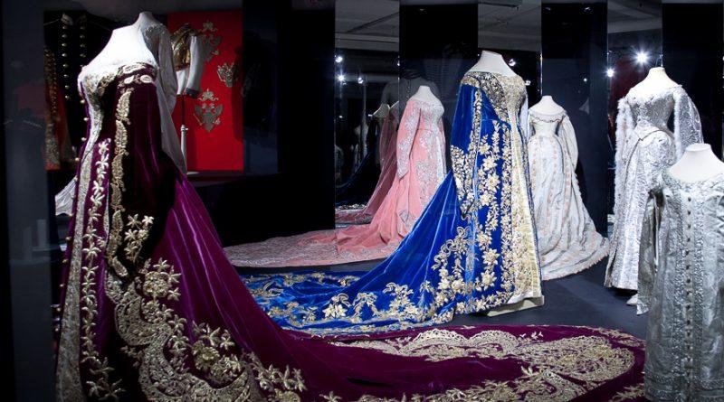 Модные тенденции трех столетий в Эрмитаже