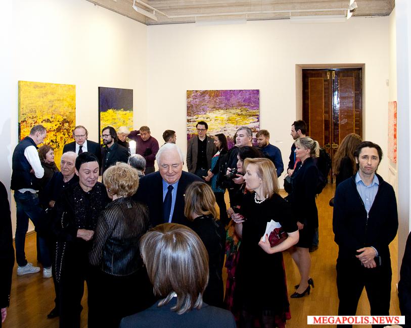 выставка Сьюзан Сворц «Личный путь» в Русском музее