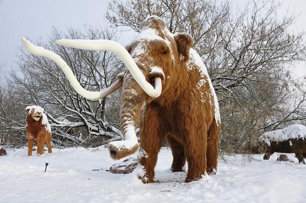 В парке SKAZKA наступит ледниковый период