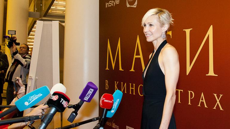 Британской и российской актрисе Ингеборге Дапкунайте исполняется 55 лет