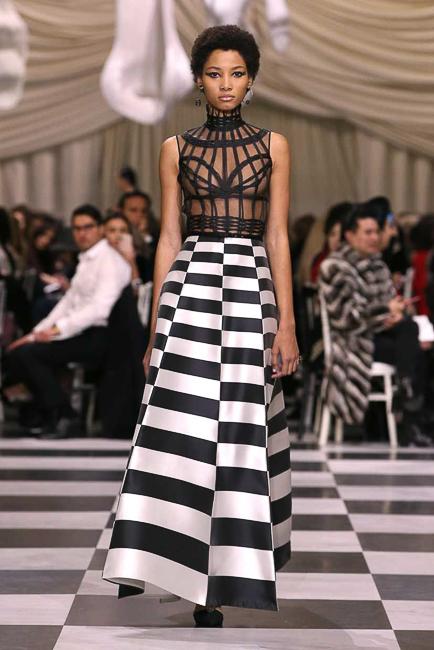 Christian Dior couture весна/лето 2018