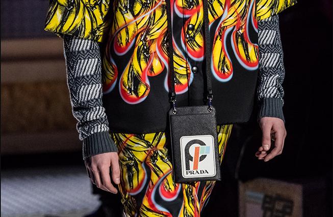 Показ Prada на Неделе мужской моды в Милане