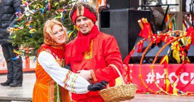 40 бесплатных экскурсий на фестивале Московская масленица