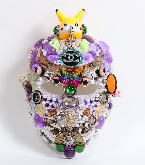 Экзотические маски в оранжерее «Аптекарского огорода»