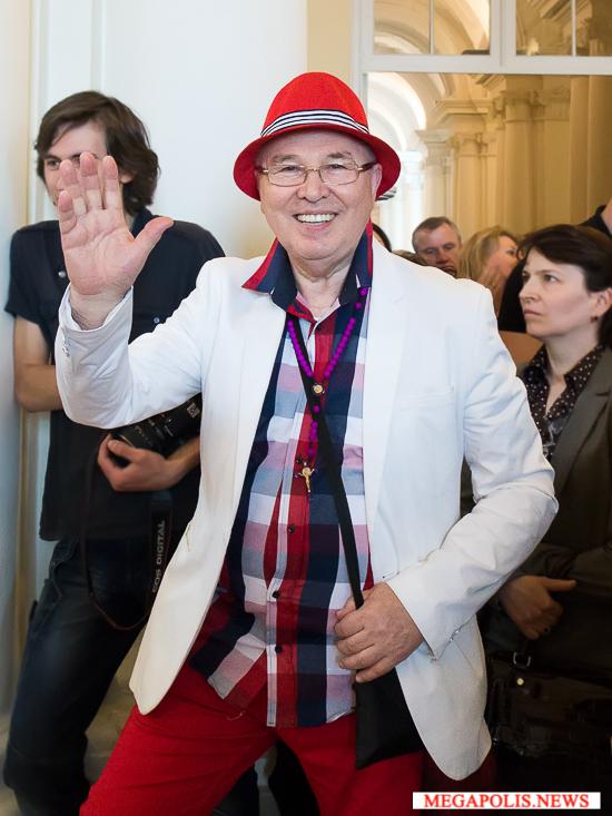 Легендарный модельер Вячеслав Зайцев отмечает 80-летие
