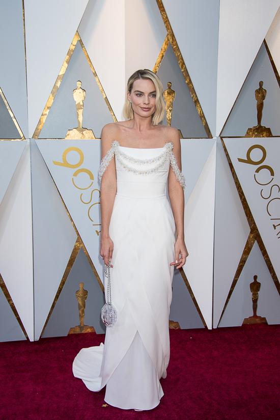 Лучшие наряды «Оскара» 2018
