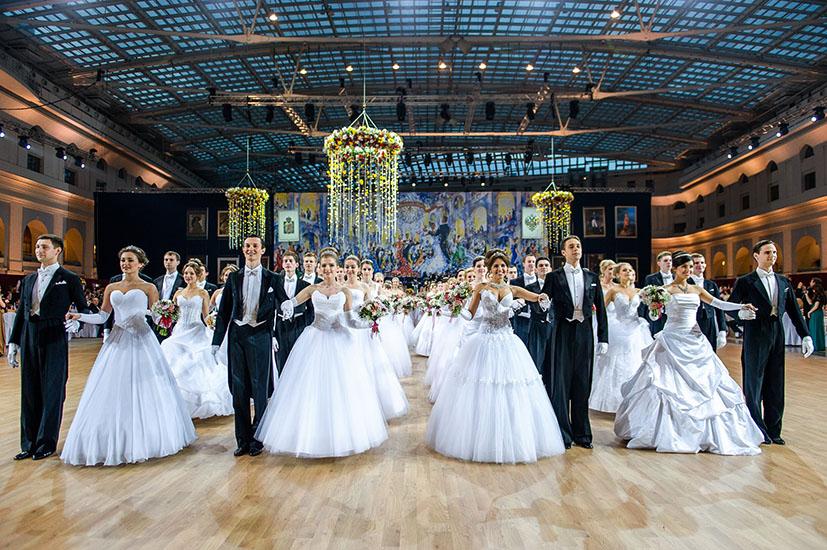 Благотворительный Венский Бал в Москве 2018