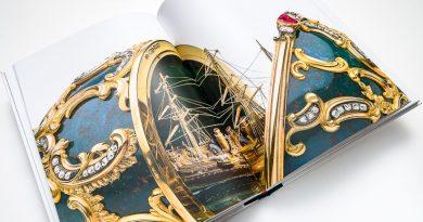«Фаберже. Пасхальные подарки» - новое издание Музеев Московского Кремля
