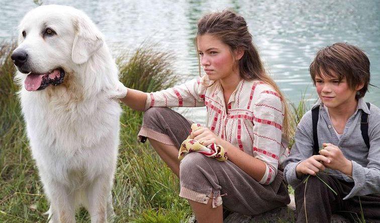 Тилан Блондо снялась в трилогии «Белль и Себастьян»