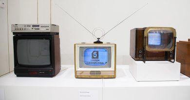 Уникальная выставка в честь 80-летия телевидения открылась в «Ленинград Центре»