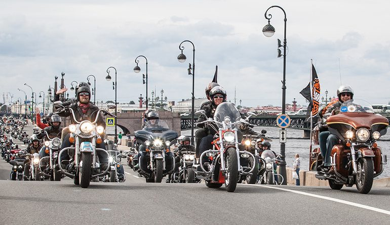 Бизнес-клуб St.Petersburg Harley® Days: теперь и on-line