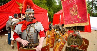 Фестиваль «Времена и эпохи»: 10 километров истории