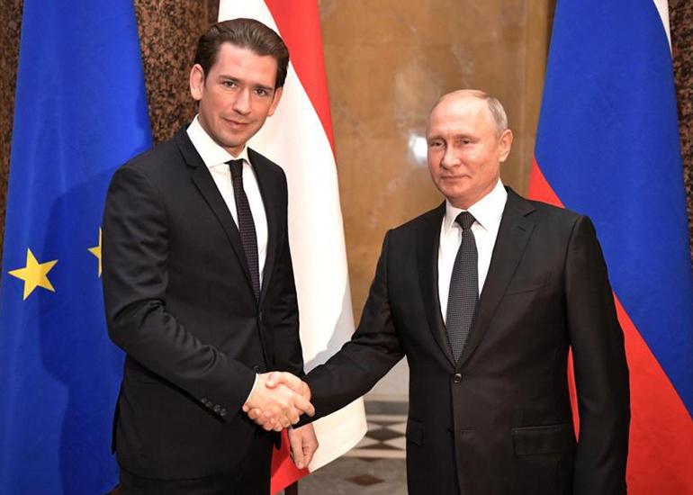 «Имперские столицы» - культурный проект «Газпрома» и OMV AG