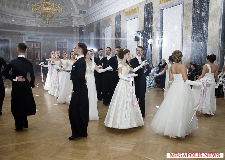 Бал «Петербургская симфония» - возрождение традиций