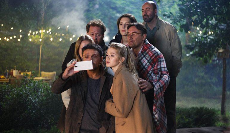 Квартет И и Паоло Дженовезе представили фильм Громкая связь