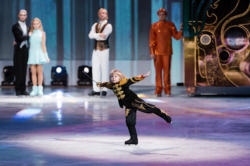 Премьера ледового шоу «Щелкунчик-2» в Петербурге