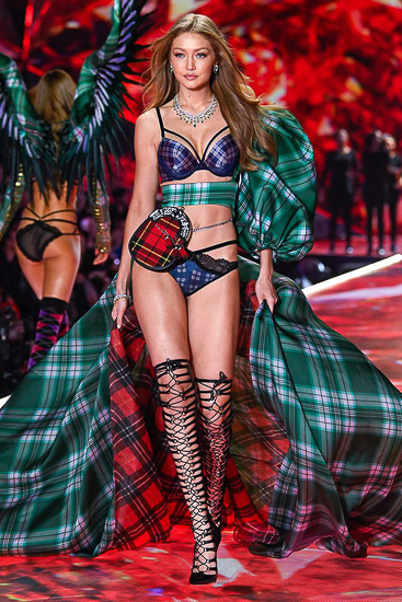 Victoria's Secret Fashion Show 2018
