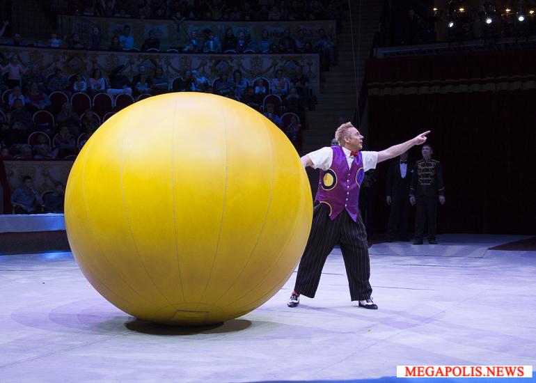 В Петербурге проходит международный фестиваль клоунов