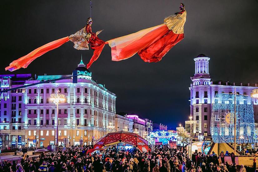 Более 80-ти тысяч подарков ждут участников праздничного квеста в Москве