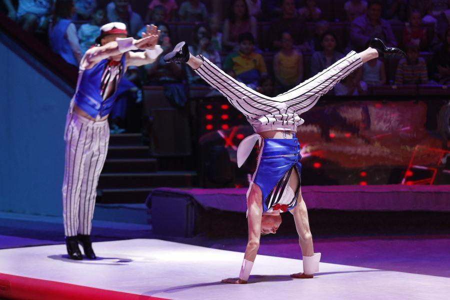Братья Запашные выступят в Цирке на Фонтанке