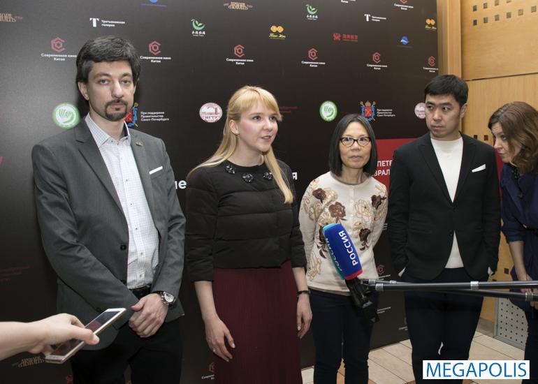 Первый фестиваль современного китайского кино в Москве и Санкт-Петербурге