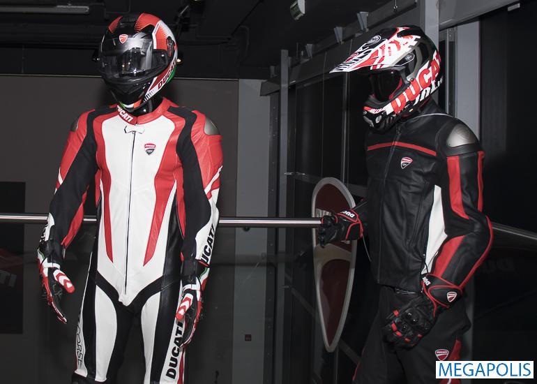Выставка «Стиль Ducati» — мотоциклы как искусство