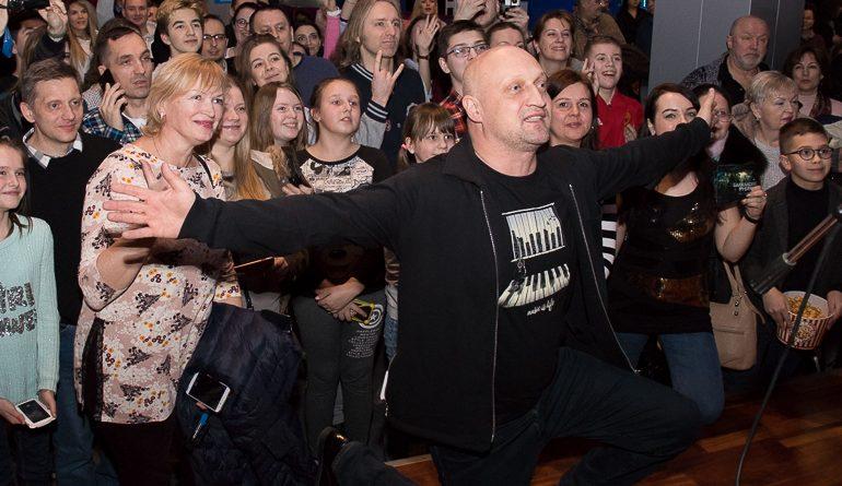 Гоша Куценко представил «Балканский рубеж» в Петербурге