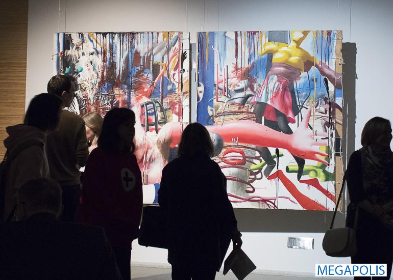 Масштабная выставка «Красота +/-» в Манеже