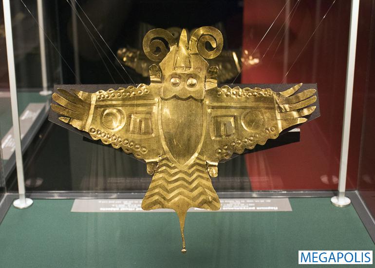 В Петербурге предлагают прикоснуться к загадкам и тайнам империи инков