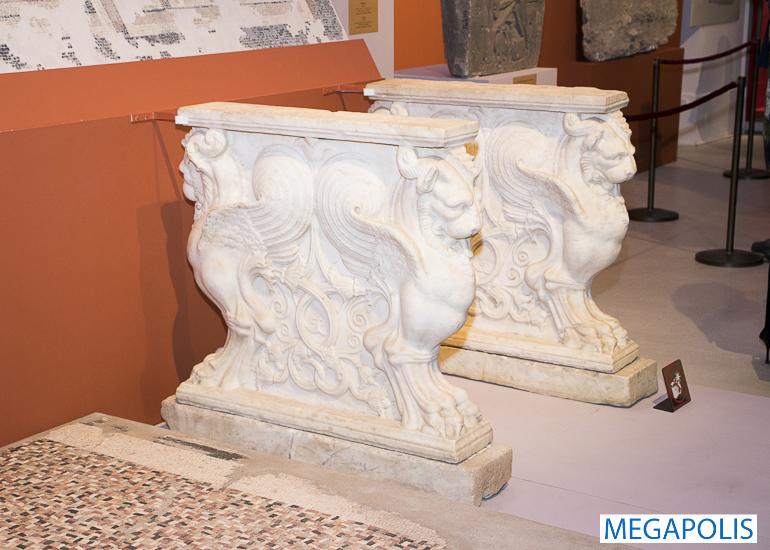 Шедевры из Помпей впервые демонстрируют в Эрмитаже