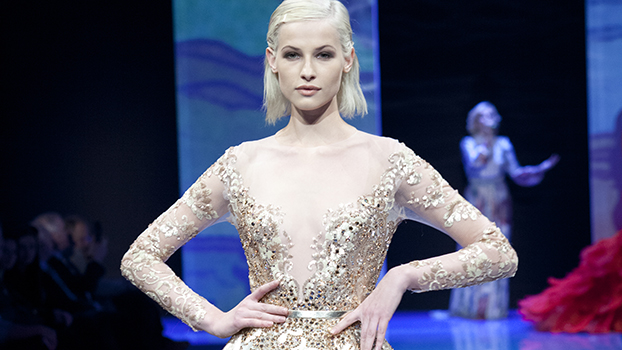 Конкурс на участие в парижской Неделе моды 2019