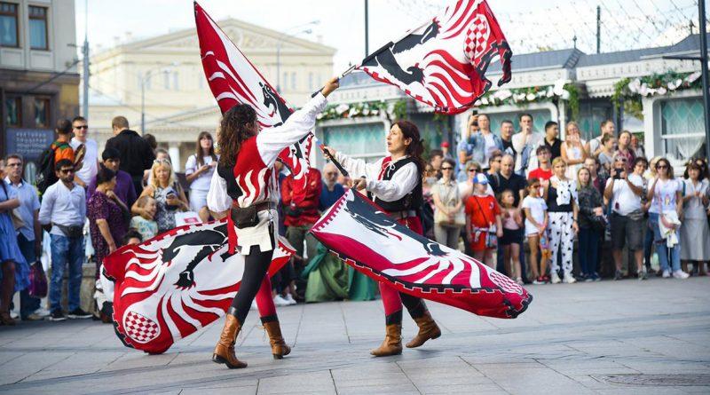 Фестиваль исторической реконструкции «Времена и эпохи 2019»