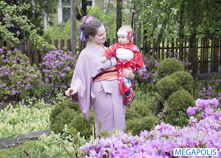 Консул Японии открыл фестиваль «Сакура Мацури»