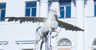 Лучшие уличные театры выступят в Петербурге