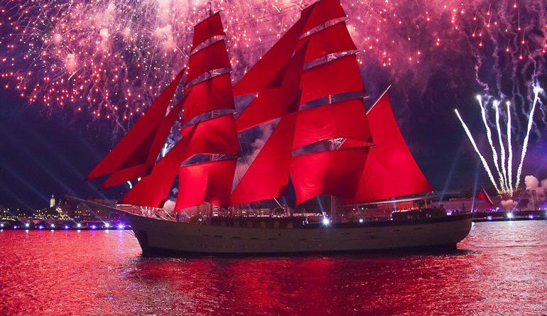 «Алые паруса» поставили рекорд посещаемости
