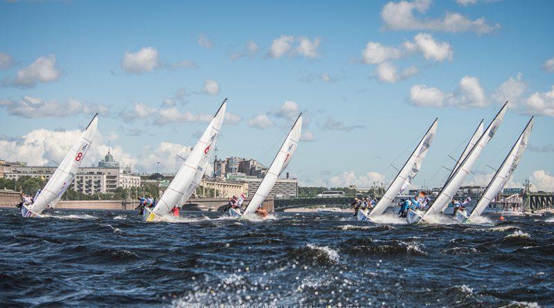 В Петербурге пройдет Парусная лига чемпионов Европы
