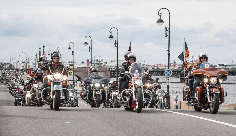 Мотофестиваль St.Petersburg Harley® Days 2019